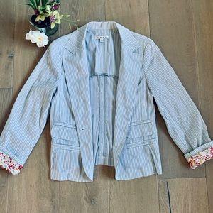 CAbi Jacket Blazer 🌸 Size 8